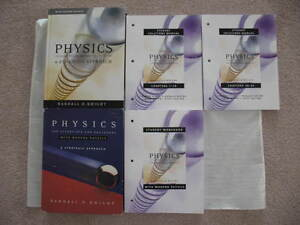 Physics Textbook by Randall Knight 2nd Ed.