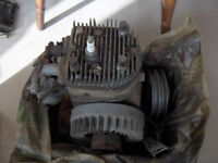 Villiers Petrol stationary Engine think F15 cement mixer perhaps ?