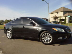 2011 Buick Regal CXL 1SB Sedan