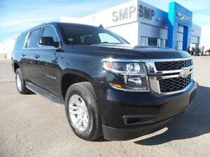 2015 Chevrolet Suburban LT 4X4 heated leather, sunroof, rem. sta