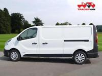 2014 Renault RENAULT TRAFIC LL29 1.6 DCi 115PS Long Wheel Base Business with Air