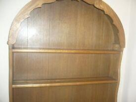 solid oak 2 drawer welsh dresser priced for quick sale