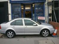 BAILIFF REPOSSES VHICLES SALE CAN USE AFTER MOT SERVICE OR EXPORT SALE VW BORA 2L GOOD BODY ENGINE
