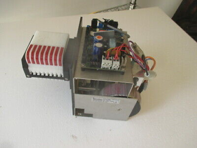 Ismatec Type Is3776a Panel Mounted Peristaltic Pump W 8 Channel Cassette Head