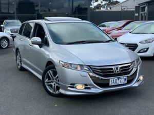 2011 Honda Odyssey Silver Sports Automatic Wagon Hoppers Crossing Wyndham Area Preview