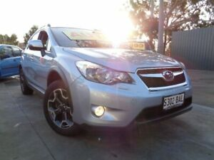 2014 Subaru XV G4X MY14 2.0i-S Lineartronic AWD Silver 6 Speed Wagon Enfield Port Adelaide Area Preview