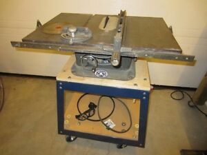 8 inch Beaver Table saw