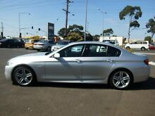 2011 BMW 520D F10 MY11 Silver 8 Speed Automatic Sedan Maidstone Maribyrnong Area Preview