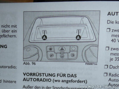 Fiat-panda-169-radio-ablagefach-manual