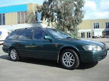Toyota Camry V6 MY2002 Rare Wide Body Touring Wagon South Yarra Stonnington Area Preview