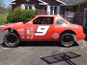 BILL ELLIOTT NASCAR SIMULATOR 7/8 SCALE RACE CAR