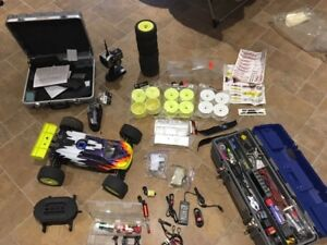 Nitro Losi Truggy Package Deal (read ad and see all pics)