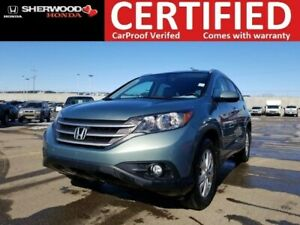 2013 Honda CR-V Touring AWD | FULLY LOADED | NAVI | REMOTE START