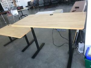 Electronic Ergonomic Sit-Stand Desk