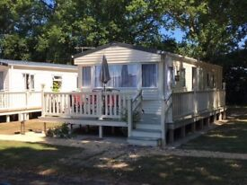 Static caravan for sale at Hoburne Bashley New Forest in Hampshire