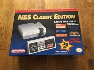 Nintendo NES Classic Edition Kitchener / Waterloo Kitchener Area image 1