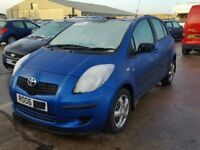 TOYOTA YARIS 1.4 D4D 2007 BREAKING FOR SPARES TEL 07814971951 HAVE FEW IN STOCK