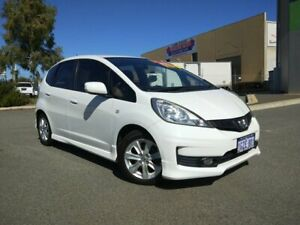 2011 Honda Jazz GE VTi-S White 5 Speed Automatic Hatchback Malaga Swan Area Preview