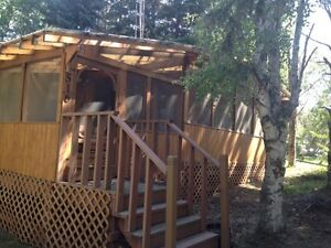 Lake Cabin and land for Sale
