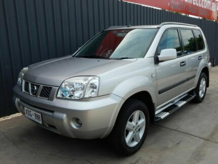 2007 Nissan X-Trail T30 II MY06 ST-S X-Treme Silver 5 Speed Manual Wagon Blair Athol Port Adelaide Area Preview