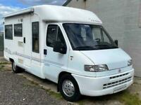 REDUCED 1999 3-berth left hand drive Rapido 710F motorhome for sale