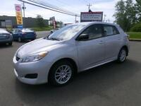 2011 Toyota Matrix Power Group Fact. extended warr 66000 kms