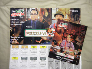 New RED GREEN TV SHOW 2005 MONOPOLY GAME POSSUM-OPOLY London Ontario image 3