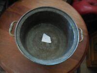 Vintage Copper cooking Pan