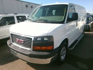 2015 GMC Savana 2500 CARGO VAN / 2500 / LOW KMS / 6 MONTHS NO PA