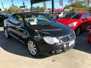 2008 Volkswagen EOS 1F MY08 Upgrade 2.0 TDI 6 Speed Manual Convertible St James Victoria Park Area Preview