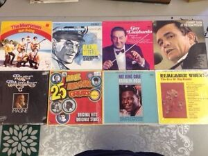 Collection of 23 Various Records - All Working - Great Cond