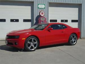 2012 Chevrolet Camaro 2LT RS w/ only 52,900 KM's PRICED TO SELL!