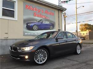 2013 BMW 328i xDrive AWD, LUXURY LINE, SUNROOF,XENON, ONLY 51KM!