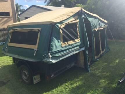 Camper Trailer top Camp Hill Brisbane South East Preview