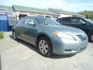 GREAT DEAL FOR 2009 CAMRY WITH REMOTE STARTER! NEW MVI