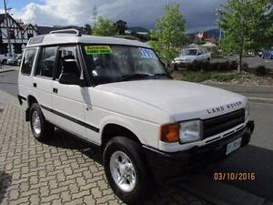 1999 Land Rover Discovery Wagon New Town Hobart City Preview
