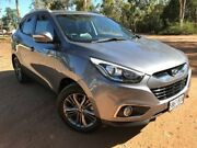 2015 Hyundai ix35 LM3 MY15 SE Grey 6 Speed Sports Automatic Wagon Ingle Farm Salisbury Area Preview