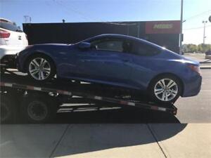 2011 Hyundai Coupé Genesis-FULL-AUTOMATIQUE-MAGS-CUIR-TOIT