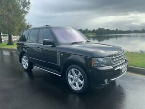 2009 LAND ROVER RANGE ROVER VOGUE TDV8 AUTOBIOGRAPHY Five Dock Canada Bay Area Preview