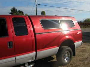 Ford F250/F350 Super Duty Canopy