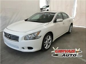 Nissan Maxima 3.5 SV Cuir Toit Ouvrant MAGS 2012