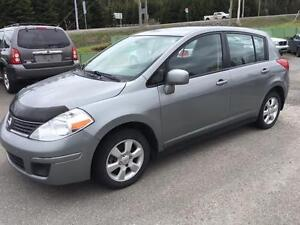 VERSA NISSAN 2007, MAGS, AIR CLIMATISE CRUISE, VITRES ELCT 2899$