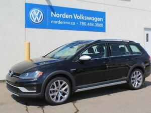 2017 Volkswagen Golf Alltrack 1.8 TSI DSG AUTOMATIC W / LIGHT AN