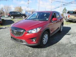 2013 Mazda CX-5 GS AWD...$72 WKLY OAC..SUNROOF..HEATED SEATS!!