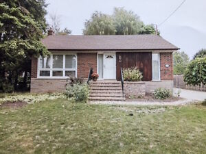 detached house rent in North York