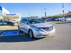 2013 Hyundai Sonata SE! Leather! Sunroof! WARRANTY!