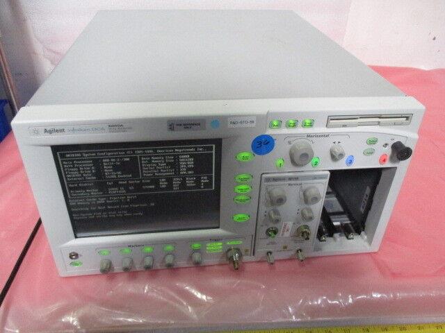 Agilent 86100A Wide-Bandwith Oscilloscope w/ 86113A DCA Optical Module, 418933