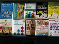 PGCE Primary Education & Specialised Maths Text Books Bundle