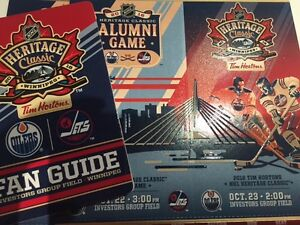 NHL Heritage Classic Heritage Classic Tickets