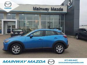 2016 Mazda CX-3 GX AWD NO PST LOCAL TRADE